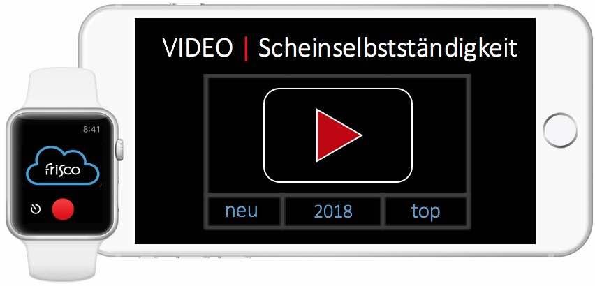Scheinselbstständigkeit in Deutschland | Video
