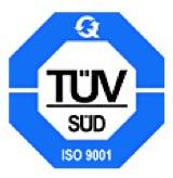 TÜV ISO 9001:2008